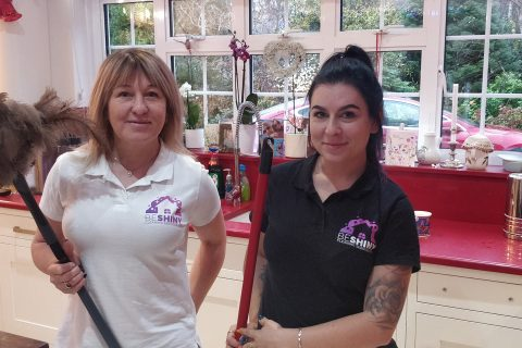 Cleaners in Itchen