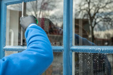 Professional Window Cleaners in Nursling